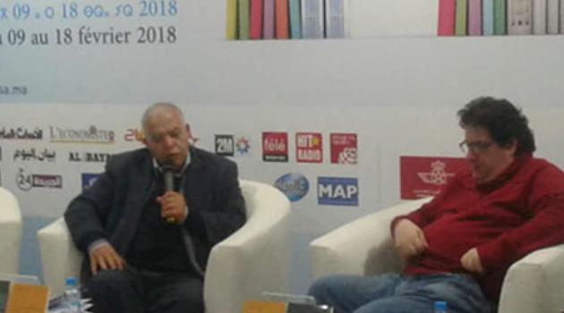 المعرض الدولي للنشر والكتاب شارك الأستاذ عبد الله ساعف في الندوة التي نظمتها الوزارة المنتدبة لدى رئيس الحكومة المكلفة.