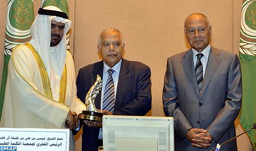 جائزة الشيخ عيسي بن علي للاعمال الت