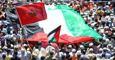 For Gaza, Moroccan Civil Society Reveals itself as a Political Society